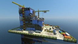Construction Site Minecraft