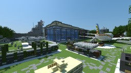 Military Museum Minecraft Map & Project