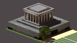 Ho Chi Minh Mausoleum - Lăng Bác Minecraft Map & Project