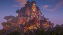 Minecraft Server Spawn Castle Lobby Hub + Free Download Minecraft Project