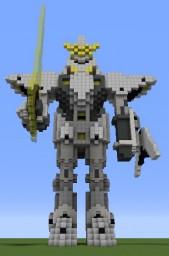 AC-01 Miss Sazabi Minecraft Map & Project