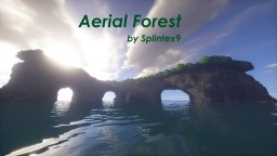 Aerial Forest Minecraft Project