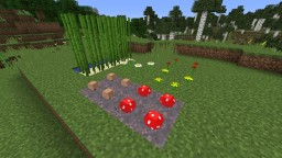 3D Plantlife Minecraft Texture Pack