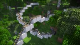 Cave Rumbler - Roller Coaster Minecraft
