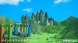Hogwarts Castle 2.0 Minecraft Project