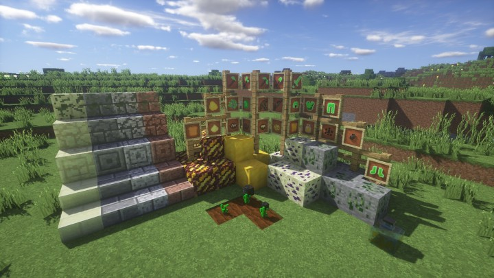 Popular Mod : [1.12.X]Forge Your World