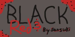 Black and Red Minecraft Blog Post