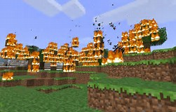 How to Easily Destroy a Forest Without Fire Minecraft Blog Post