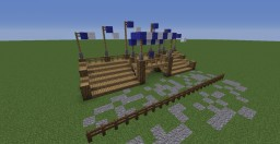 Jousting Field! Minecraft Map & Project