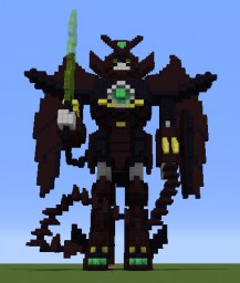 Gundam Epyon Minecraft Project