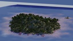 Island #2 Minecraft Project