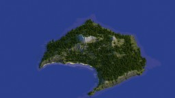 Island #1 Minecraft Project