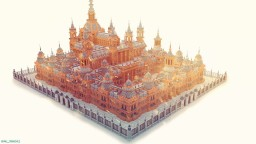 Orange Monastery Minecraft Map & Project