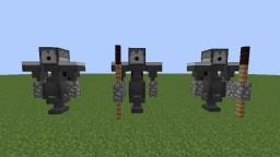 ESTATUAS Minecraft Project
