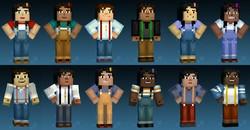 jessie (minecraft story mode) Minecraft Blog Post