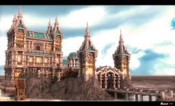 fantasy Town Minecraft