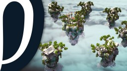 Patheria - GREEK PILLARS Minecraft Map & Project