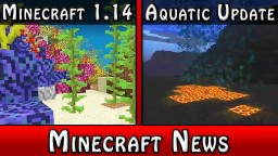 Minecraft News | Minecraft 1.14 Aquatic Update Minecraft Blog
