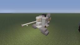 R.D.O Flugabwehr FgW-5  37mm Anti-Aircraft gun Minecraft Project