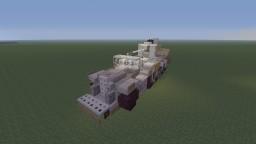 R.D.O Sturmflaklaster-30 mobile anti-aircraft platform Minecraft
