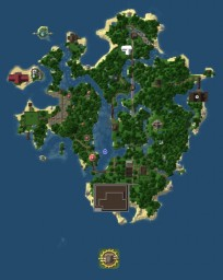 Farmcraft V1.0 A Peaceful Adventure Map! 1.12.1 Minecraft Project