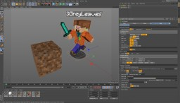 Realistic Minecraft Rig - Cinema 4D [Free Download] Minecraft Blog