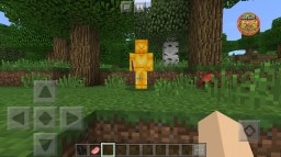 Yellow Steve Addon Minecraft Blog Post