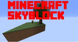 Skyblock! Minecraft Project