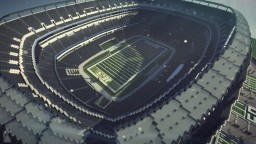 MetLife Stadium [Final project] Minecraft