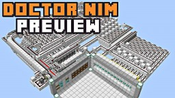 BETTER Dr.NIM in Minecraft! Minecraft Blog Post