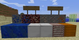 [Beta 1.7.3] Ores - First Release - (Armor, Blocks, Food, Items, Tools) - (WIP!) Minecraft Mod