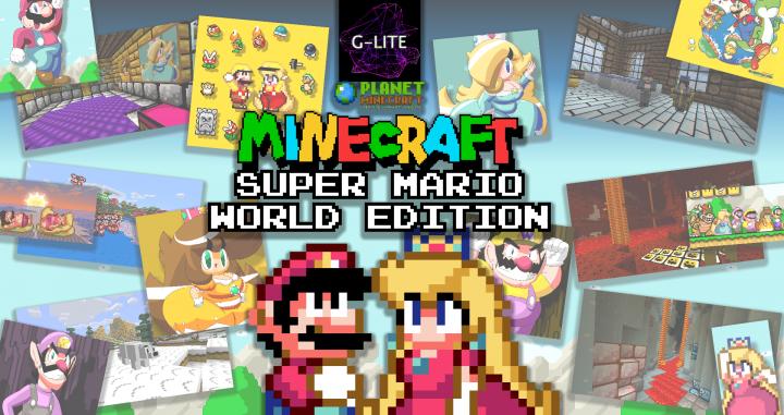 Minecraft - Super Mario World Edition V1.4 (1.12.2 ...