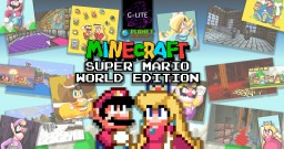 Minecraft - Super Mario World Edition V1.4 (1.12.2) Minecraft Texture Pack