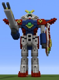 Wing Gundam Zero Minecraft Project