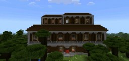 Mystery in the Woodland Mansion - Contest Entry Minecraft Blog