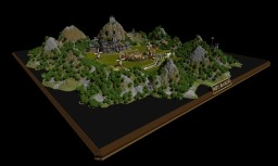 Middle age village Minecraft Map & Project