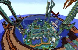 Brahmabone's Zenith Ocean Temple Minecraft Project