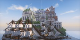 Liberté Minecraft Map & Project