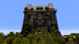 Skull Temple Minecraft Project