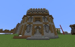 Medieval Prison Minecraft Project