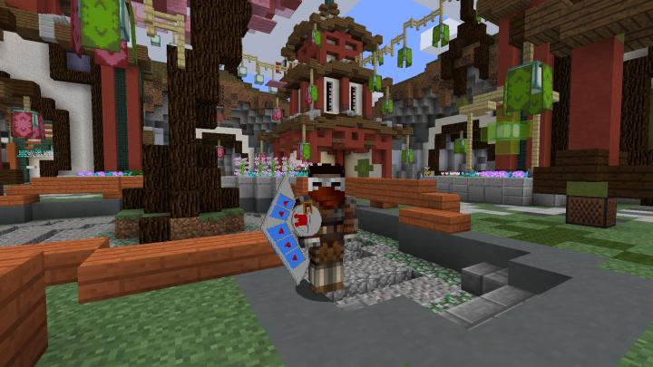 Yugioh RP Server Minecraft Server