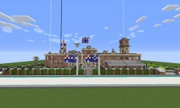 High School - State of the art systems and education. [REVAMP] Minecraft Map & Project