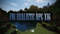 [16x] FNI Realistic RPG 1.12 Minecraft Texture Pack