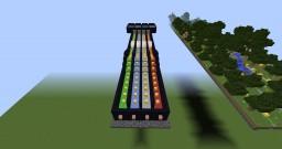 Lucky Block Run Minecraft Project