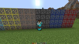 Default Pack changed by Teddybear67274 Minecraft