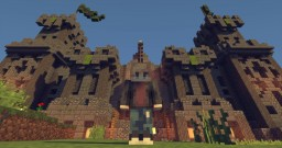 Erendmore Citadel Minecraft Map & Project