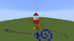 The Burning Derpy Elf! Minecraft Map & Project