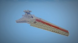 FUNCTIONABLE Venator Class Star Destroyer Minecraft Map & Project