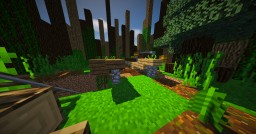 Forest [1vs1 Map] Minecraft Project