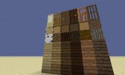 BetterVanillaBuilding *BETA* texturepack *work in progress* Minecraft Texture Pack